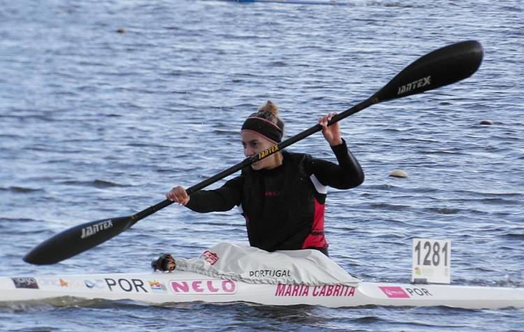 Fátima Cabrita, do KCCA, já tem lugar garantido no próximo estágio da Equipa Nacional de Velocidade (®KCCA)