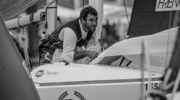 Luís Brito, from the Algarve, will be the 2nd trimmer on the Portuguese GC32 (®DR)