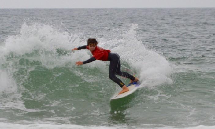 3ª Etapa CRSSul 2016 | Praia da Rocha | Diogo Pereira, vencedor Sub-14 e Sub-16 (®PauloMarcelino)
