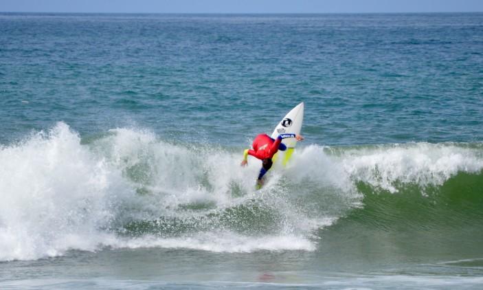 3ª Etapa CRSSul 2016 | Praia da Rocha | António Silveira, 2º classificado Sub-18 (®PauloMarcelino)