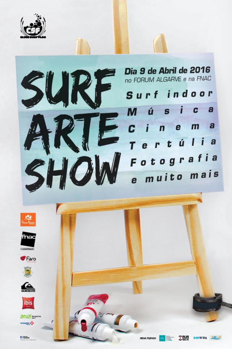 Cartaz_Surf Arte Show 2016