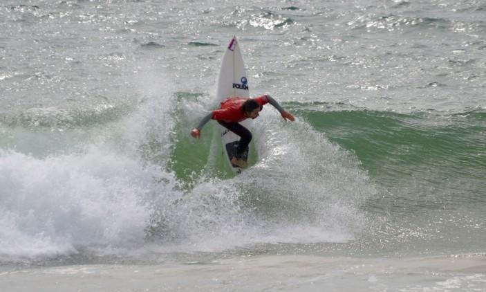 3ª Etapa CRSSul 2016 | Praia da Rocha | Gustavo 'Guga' Gouveia, vencedor Open (®PauloMarcelino)