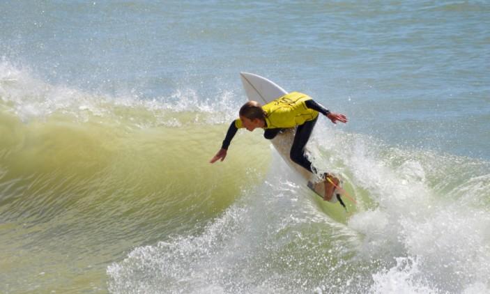 Encontro Regional de Surf & Bodyboard Escolar | 2016-04-08 | Praia da Galé | Henrique Poucochinho (®PauloMarcelino)