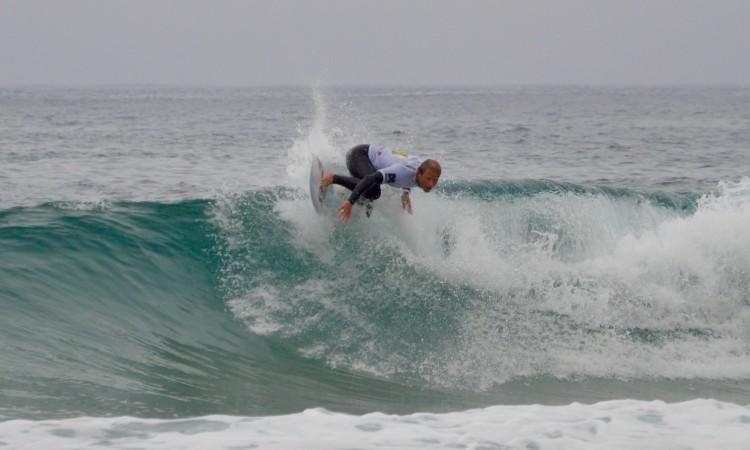 Marlon Lipke esteve em grande destaque este sábado na Praia do Castelejo (®PauloMarcelino)