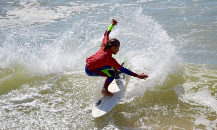 Encontro Regional de Surf & Bodyboard Escolar | 2016-04-08 | Praia da Galé | Michael Conlan (®PauloMarcelino)