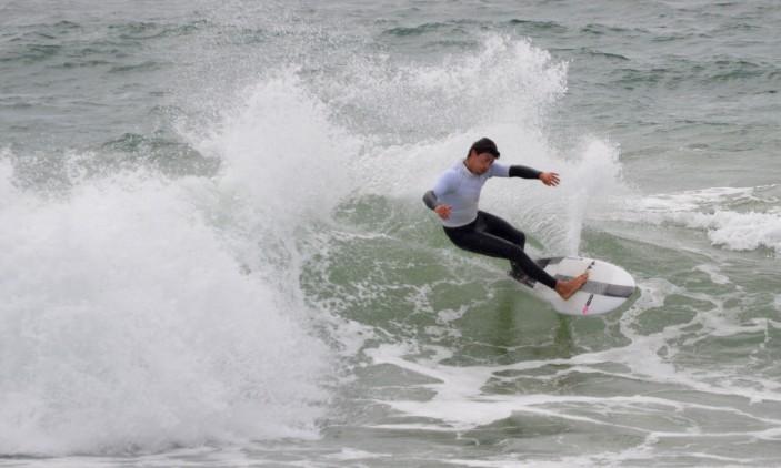 3ª Etapa CRSSul 2016 | Praia da Rocha | Miguel Mouzinho, 2º classificado Open (®PauloMarcelino)