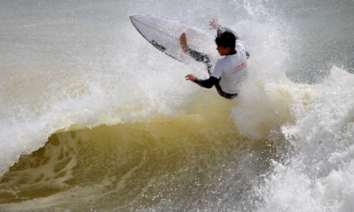 Encontro Regional de Surf & Bodyboard Escolar | 2016-04-08 | Praia da Galé | Ricardo Augusto (®PauloMarcelino)