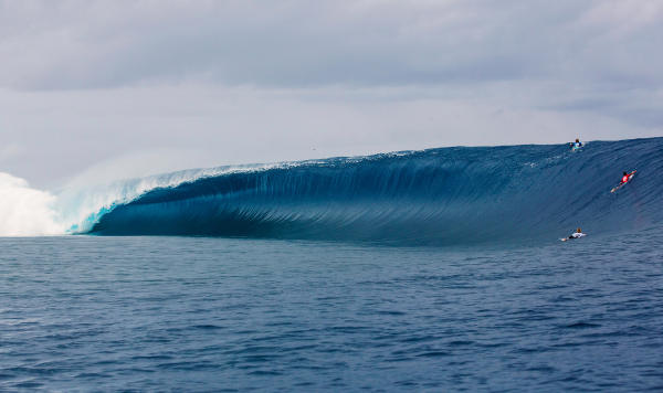 WSL lançou um movimento global de acção ambiental em defesa dos oceanos (®WSL)
