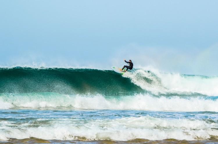 Franz Orsi em SUP Wave (®DR)