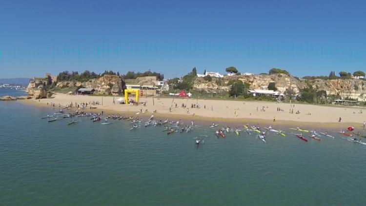 Ocean Racing em Surfski está em franca expansão (®SurfskiPortugal)