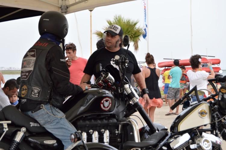 Fast Eddie Nelson es tá de volta para a segunda edição do Surf & Wheels (®PauloMarcelino/Arquivo)