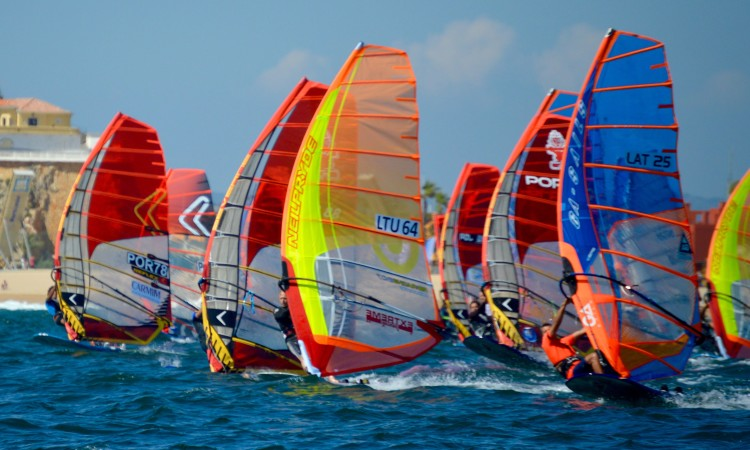 Action in the European Festival Championship FW started wednesday afternoon at Portimão (®PauloMarcelino)