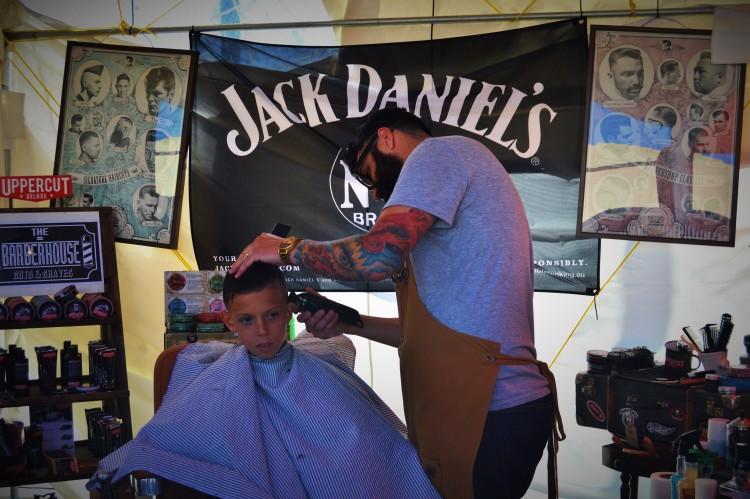 Barbeiro é um dos locais já de referência no Surf & Wheels (®LuisGamito)