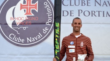 Miguel Martinho was simply perfect at the event, having won all races (®PauloMarcelino)
