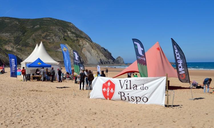 Algarve Surf Clube organizou última etapa do regional no Castelejo e deve escolher a mesma praia para o Nacional de Esperanças Sub-12 (®PauloMarcelino/Arquivo)