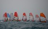 Rough sea and strong winds tested the strength of the windsurfers in Portimão (®PauloMarcelino)