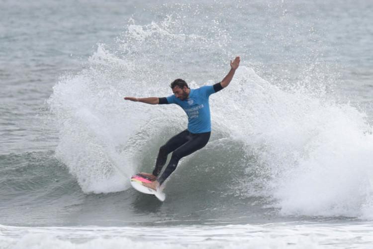 Frederico Morais está em grande forma no Japão (®Bennett/WSL)