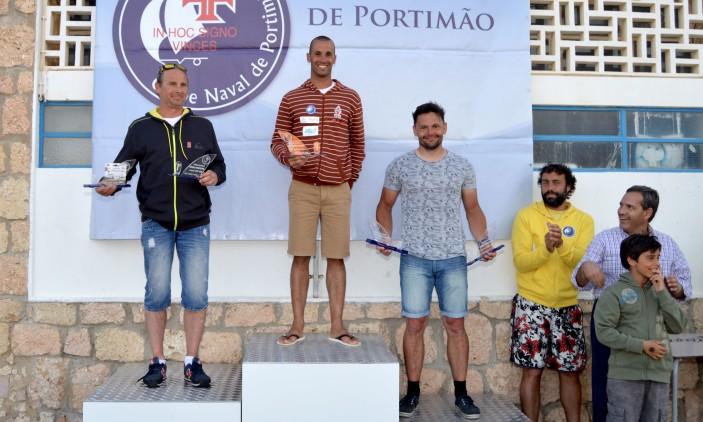 Europeu FW Portimão | Pódio Geral: 1º Miguel Martinho, 2º Pawel Dittrich, 3º Giedrius Liutkus (®PauloMarcelino)