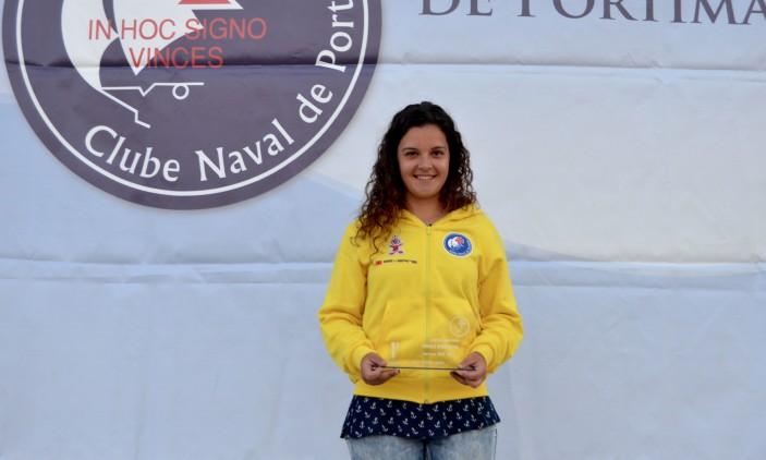 Europeu FW Portimão | Prémio Senhoras: Margarida Gil Morais (®PauloMarcelino)