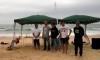 Algarvio Sandro Nóbrega, à direita, mostrou a sua classe em competição no circuito regional Alentejo-Algarve (®Fisiorider)