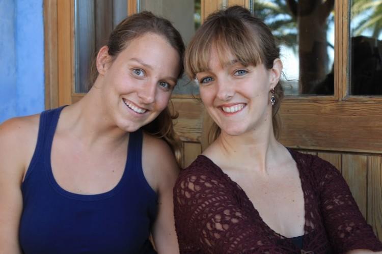 Femke e Bo trabalhavam de verão na venda de bilhetes e perceberam que havia aí uma oportunidade de negócio (®DR)