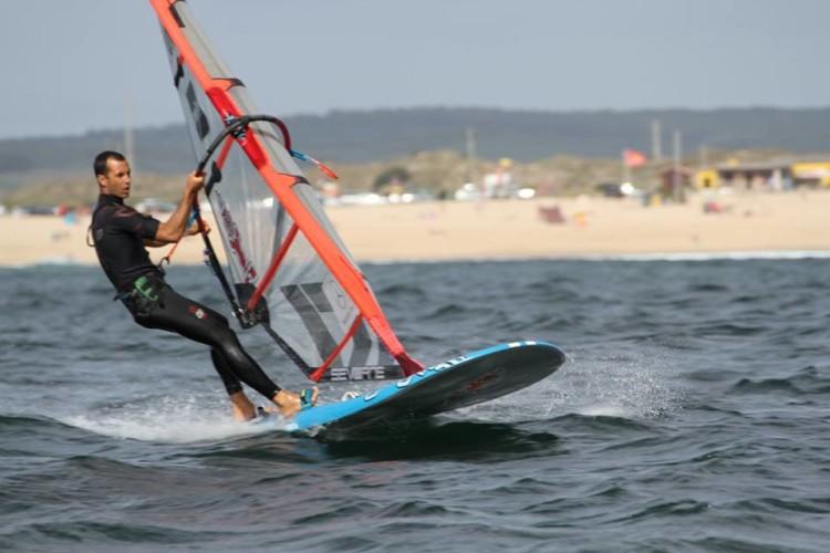 Miguel Martinho ainda não perdeu uma única regata esta época (®AFWP)
