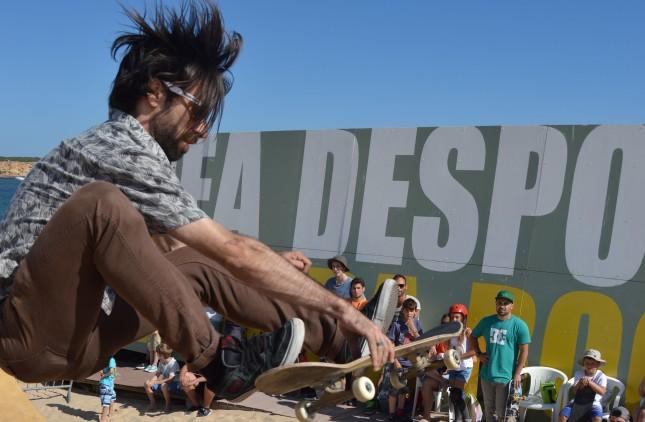 Praia da Rocha | Skate Jam Inaugura Rampa PTMSC (®JoaoPedroLeopoldo)