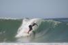Moreno Lelis, 30 anos. Surfista brasileiro mudou-se para o Algarve em agosto do ano passado (®DR)