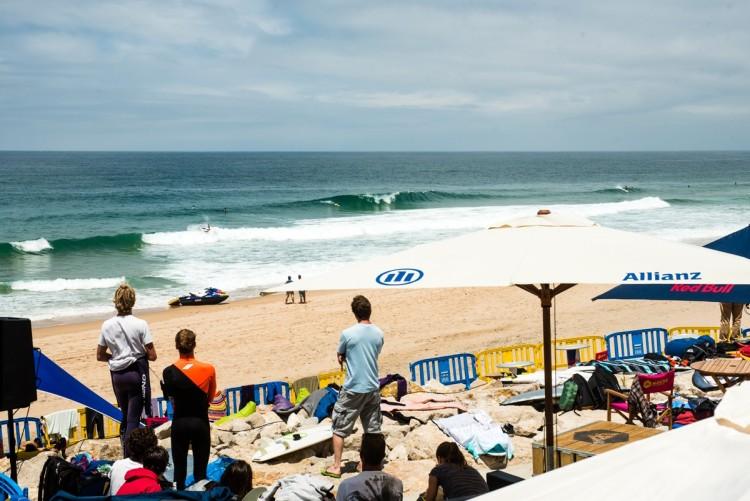 Condições 'fun' este sábado na Praia Grande (®PedroMestre/ANS)