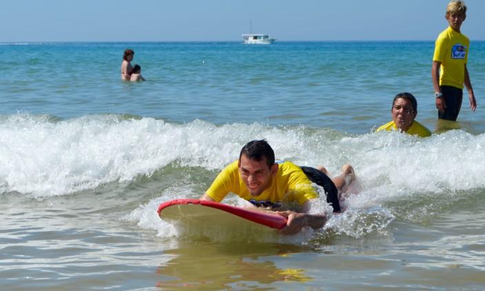 08-07-2016 | 3º Encontro de Surf Adaptado da Praia da Rocha (®CamilaPoucochinho)