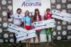 Vencedores LQS (à esquerda) e Junior Tour no Pro A Coruña (®DamienPoullenot/WSL)