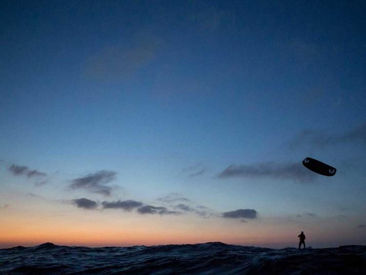 Maratona náutica multi-desportos na Meia Praia, em Lagos, vai terminar à meia-noite de sábado (®DR)
