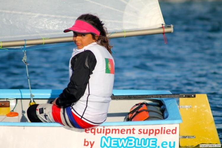 Algarvia Beatriz Cintra teve um dia mau e perdeu 10 lugares na classificação feminina (®AlessandroLoria)