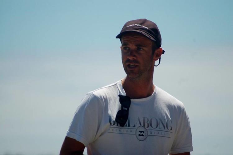 Comitiva é liderada pelo treinador Nuno Silva, do Ginásio Clube Naval de Faro (®FPV)