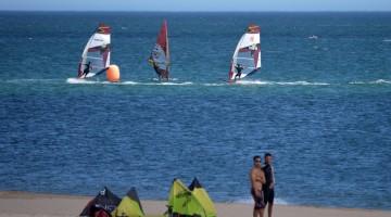 Alvor volta a decidir o campeão nacional português de Slalom Windsurfing (®PauloMarcelino/Arquivo)