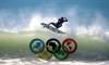 Surf vai ser modalidade olímpica nos jogos Tóquio 2020 (®PauloMarcelino/Arquivo/Montagem)