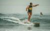 Manuel Mestre é um dos pioneiros do surf e referência nacional no longboard (®AnselmoBernalMontes/arquivo)
