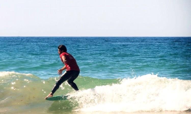 José Mestre venceu em Sub-18 e foi 2º em Open numa competição com 3 campeões nacionais (®MariaInesMestre)