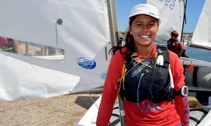 Festa CNPortimão   Troféu António Moura: Beatriz Gago, 2º geral, 1º feminino (®PauloMarcelino)