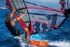 Algarvio Miguel Martinho, campeão nacional e líder do 'ranking', em ação na regata de ontem, nos Açores, que venceu (®FernandoResendes/CNPDL)