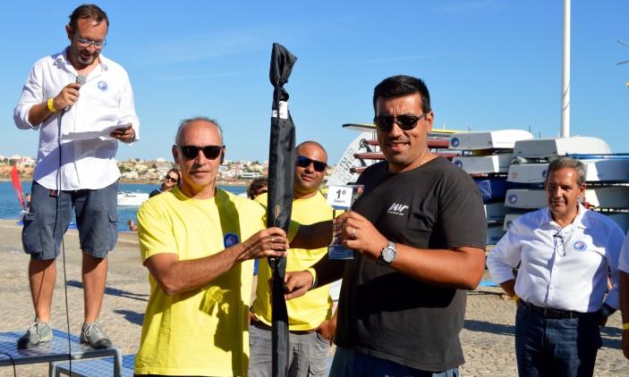 Festa CNPortimão   Concurso pesca ao fundo: José Monteiro Filho, 1º Classe 4 (®PauloMarcelino)