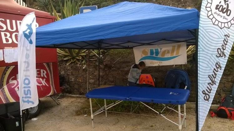 Swell-Algarve presente em Odeceixe com Fisiorider e Iodo Surfing Gear (®Fisiorider)