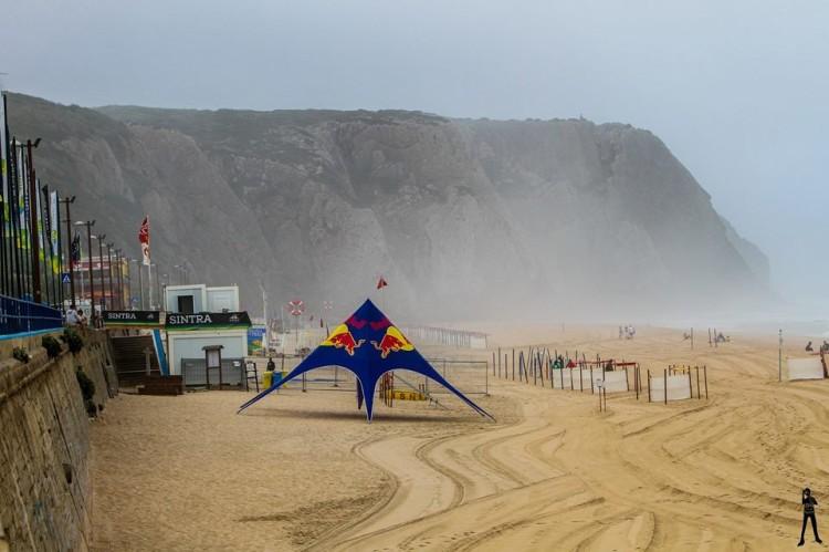 Praia Grande é o destino contínuo mais antigo no APB World Tour. Etapa deste ano começou hoje de manhã (®JoaoAraujo/ABSCS)
