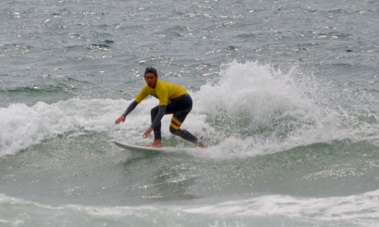 Francisco Bívar na final Sub-18 na Praia da Rocha (®PauloMarcelino/arquivo)