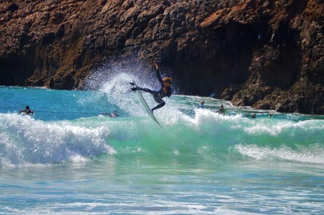 Praia do Zavial | 05-10-2016 | Alex Botelho (®LuisGamito)