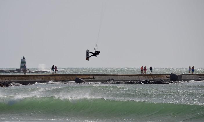 Praia da Rocha | 28-10-2016 | Kitesurf (®PauloMarcelino)