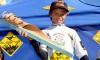 Algarvio João Maria Mendonça é o novo Campeão Nacional de Surf Sub-12. É o seu primeiro título nacional e foi conquistado hoje, no Algarve, na Praia do Castelejo (®PauloMarcelino)
