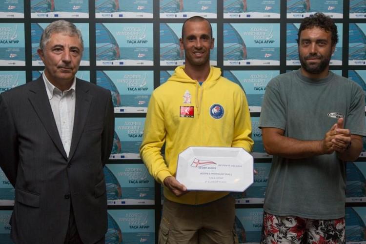 Miguel Martinho premiado. Algarvio venceu etapa FW Series e Taça AFWP (®FernandoResendes/CNPDL)