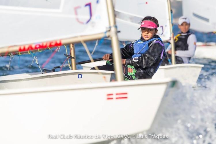Beatriz Cintra tinha ganho em Viana do Castelo. Em Vigo (na imagem) foi 18ª na geral A+B, o terceiro melhor resultado português na prova (®LuisFraguas)