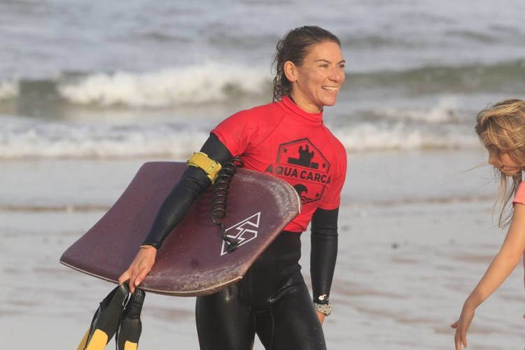 Marta Leitão venceu a etapa, mas não foi suficiente para ser vice-campeã nacional (®BoogieChicks)